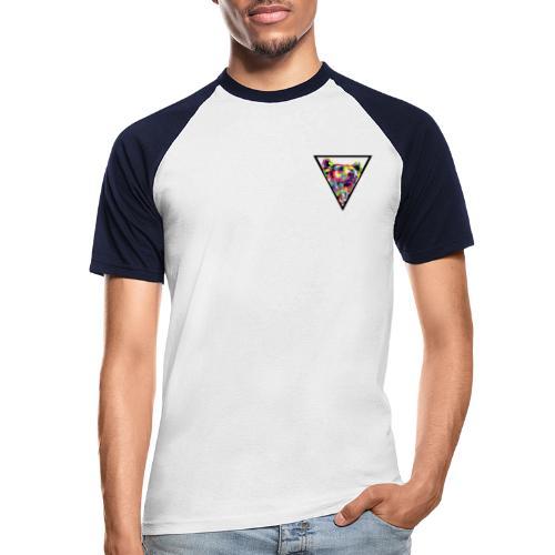 Wild Clothes - Camiseta béisbol manga corta hombre