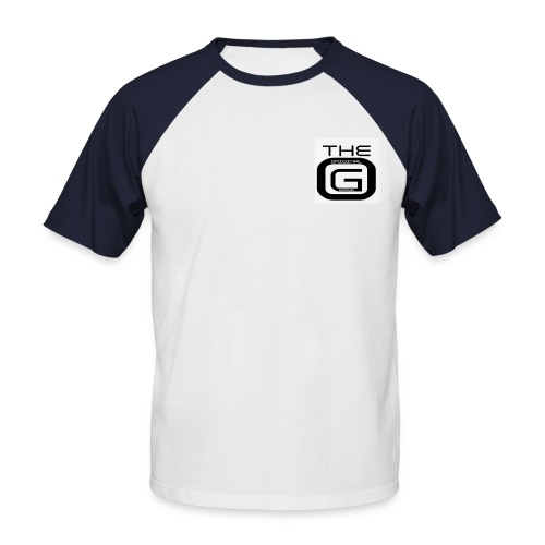The Original Gamer - Logo - Men's Baseball T-Shirt
