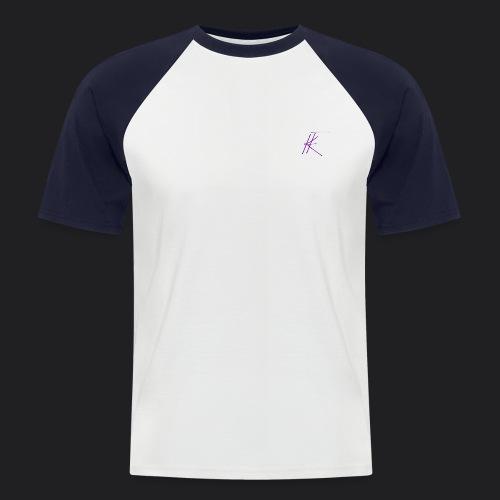 Template1 - Men's Baseball T-Shirt