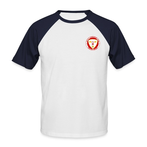 est 2006 crest - Men's Baseball T-Shirt