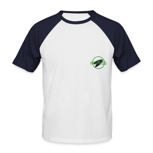Approved Magnetic Stone - T-shirt baseball manches courtes Homme