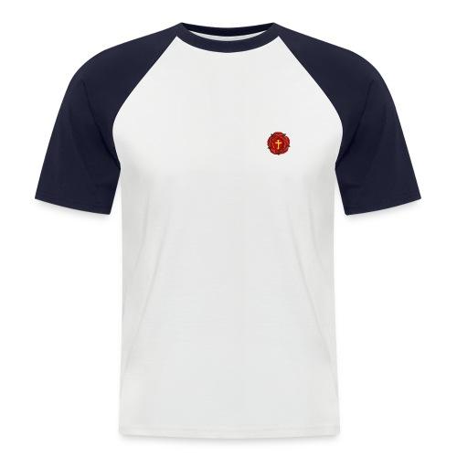 rc color - T-shirt baseball manches courtes Homme
