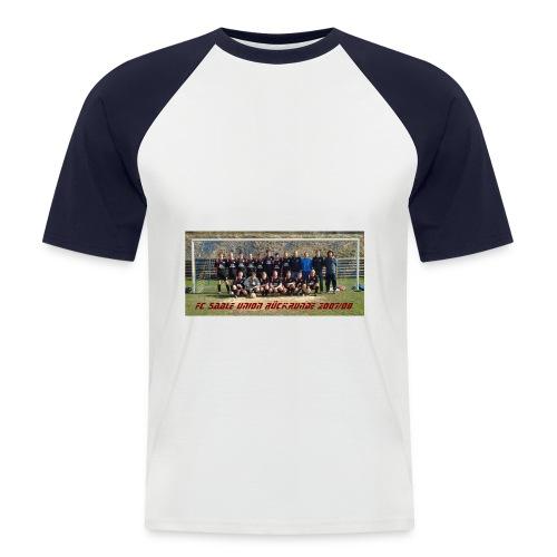 mannschb - Männer Baseball-T-Shirt