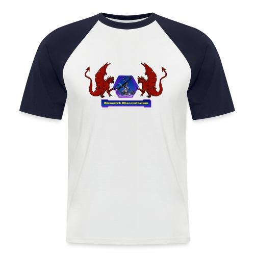 neutbologoshirt - Männer Baseball-T-Shirt