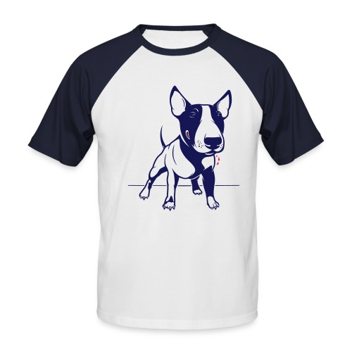 doggy style - Männer Baseball-T-Shirt