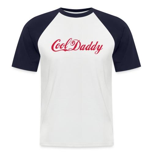 Cool Daddy - Mannen baseballshirt korte mouw