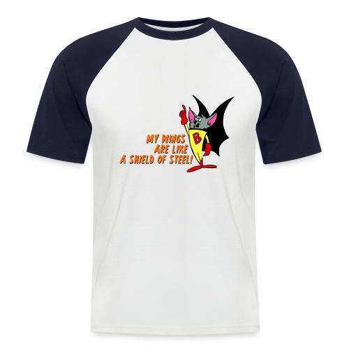 batfink1 - Men's Baseball T-Shirt