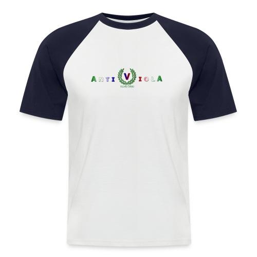logogross - Männer Baseball-T-Shirt