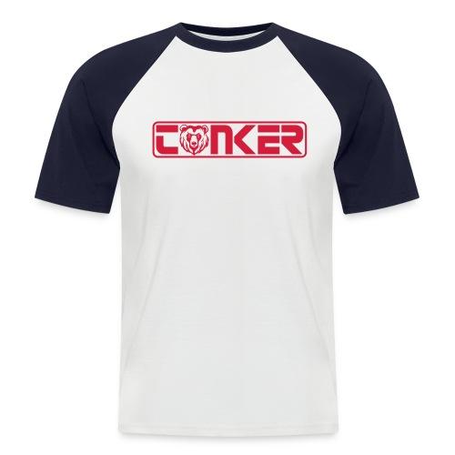 tonker logo - Men's Baseball T-Shirt