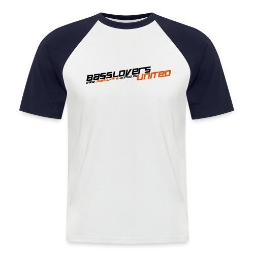 blu3 - Männer Baseball-T-Shirt