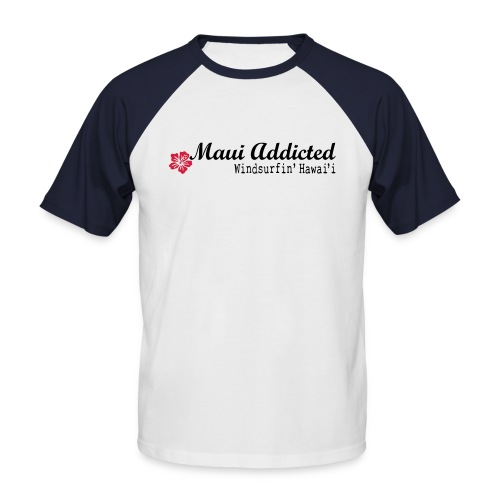 MAddLogo ai - Men's Baseball T-Shirt
