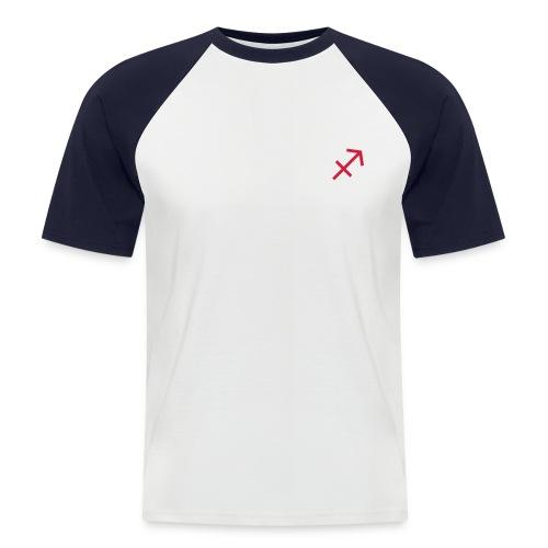 sagittarius - Maglia da baseball a manica corta da uomo