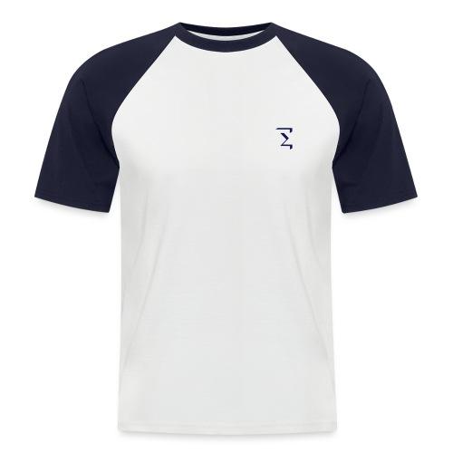 letter - T-shirt baseball manches courtes Homme