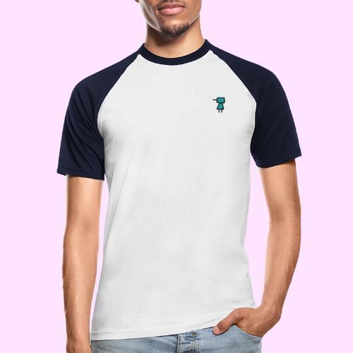 Tank Noot - Kortærmet herre-baseballshirt