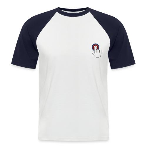 ZDDK Logo2016 jpg - Männer Baseball-T-Shirt