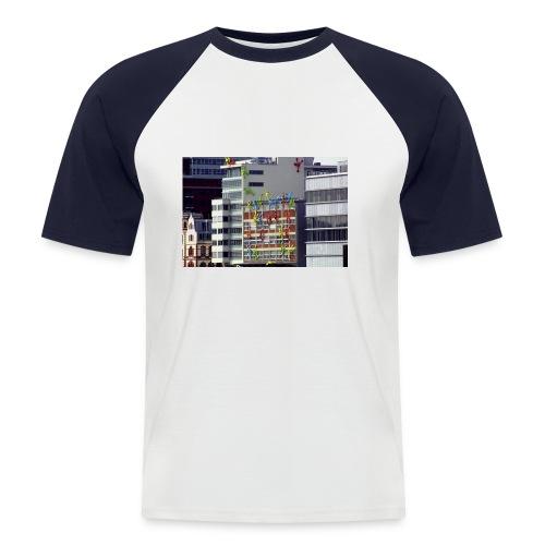 dus flossis - Männer Baseball-T-Shirt
