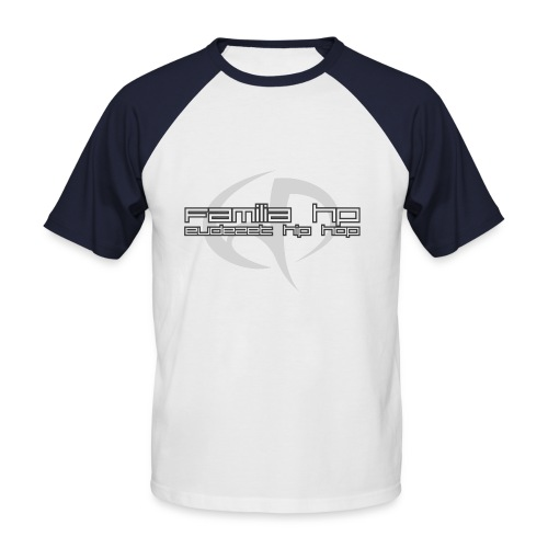 hp 1 - Koszulka bejsbolowa męska