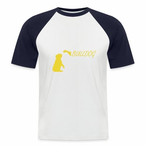 My Bulldog - T-shirt baseball manches courtes Homme