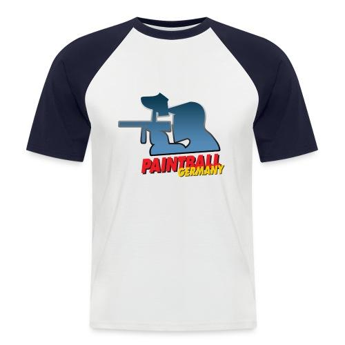 pbg3 - Männer Baseball-T-Shirt