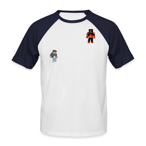 Skelli png - Männer Baseball-T-Shirt