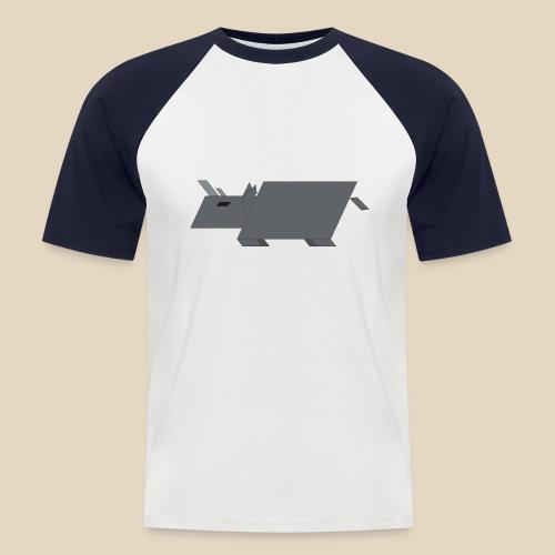 Rhino - T-shirt baseball manches courtes Homme