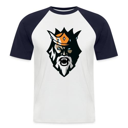 Mash memeLogo png - Men's Baseball T-Shirt