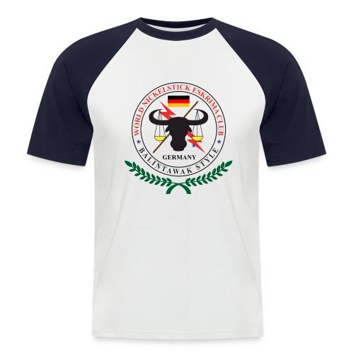 02 nickelstick germany 2 - Männer Baseball-T-Shirt