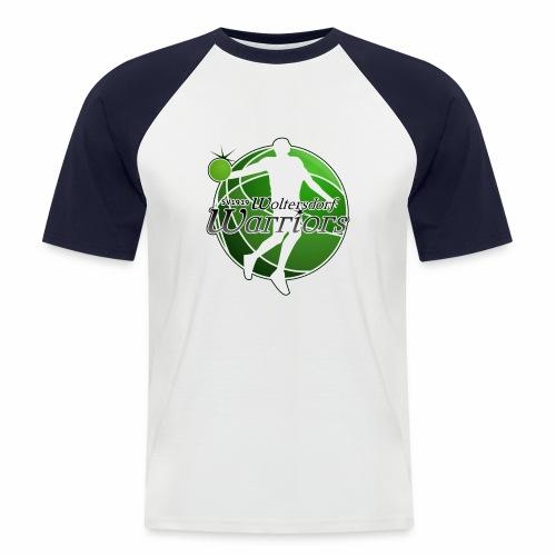 Warriors Logo - Männer Baseball-T-Shirt