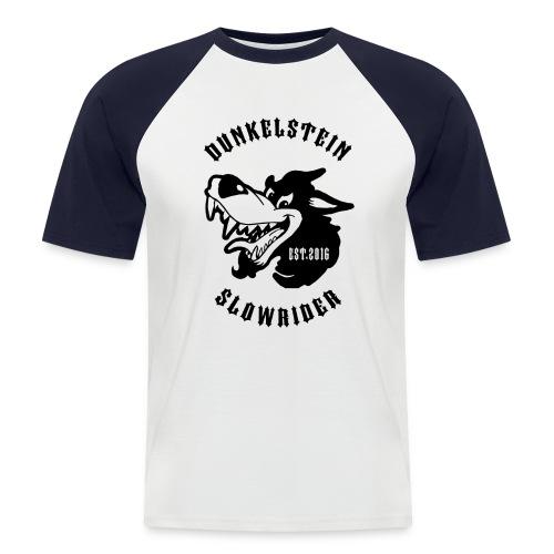 dsr shirts - Männer Baseball-T-Shirt