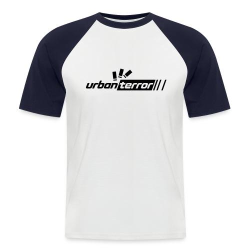 Urban Terror TM 1 color - Maglia da baseball a manica corta da uomo