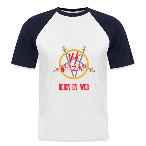 VS SLAYER - T-shirt baseball manches courtes Homme