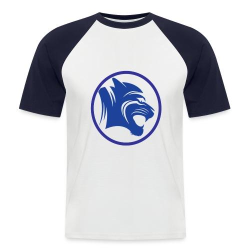 S5 Channel Logo N - Men's Baseball T-Shirt