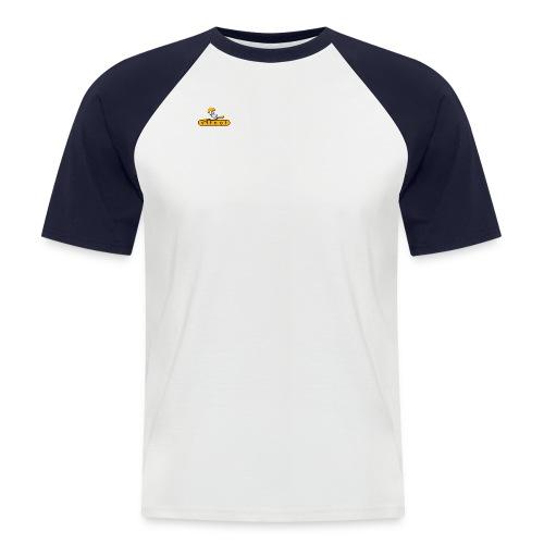 logo complet fond transparent png - T-shirt baseball manches courtes Homme