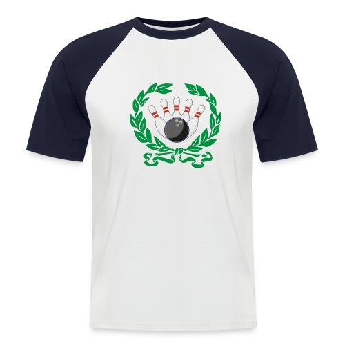 9 kopie - Männer Baseball-T-Shirt