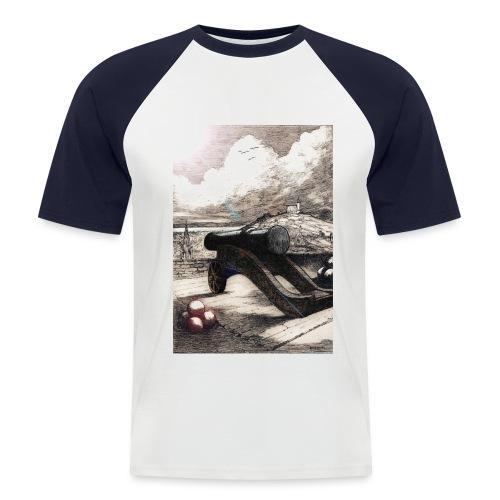 norman arch 2 - Men's Baseball T-Shirt