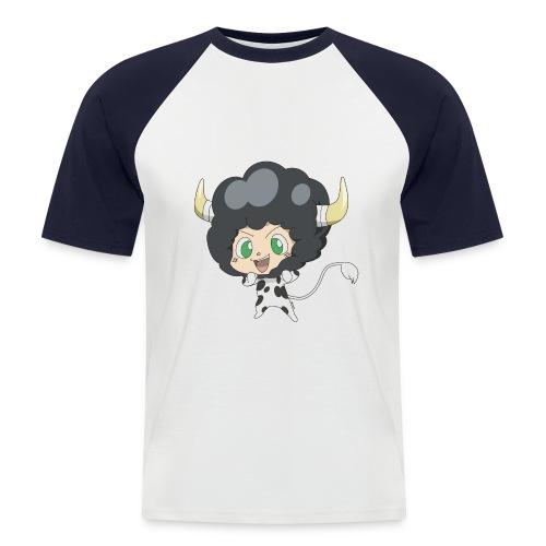 lmanbo 1 - Men's Baseball T-Shirt