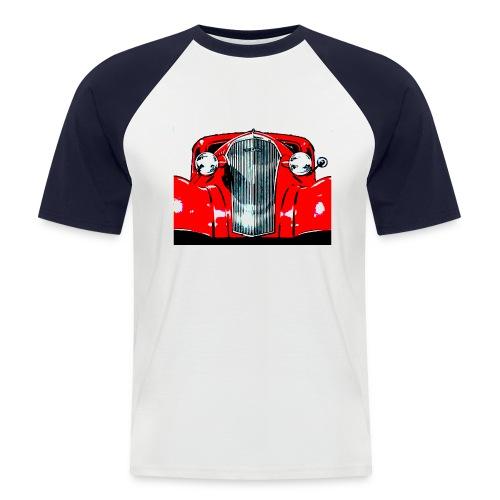1937 colour - Männer Baseball-T-Shirt