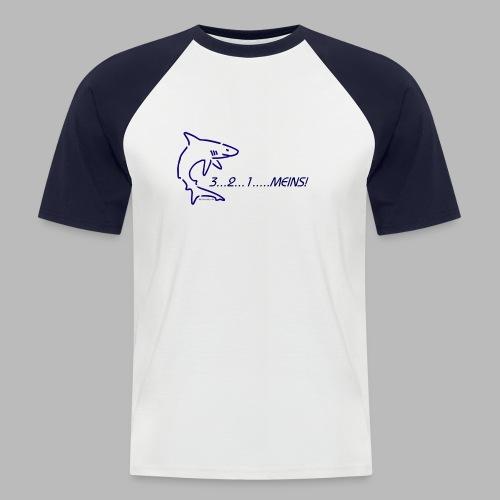 meins - Männer Baseball-T-Shirt