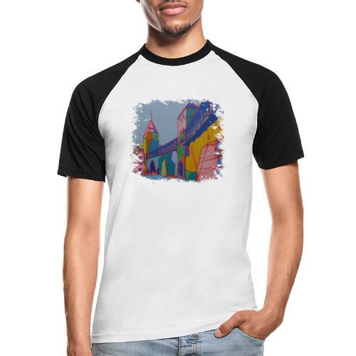 Tallinn - Männer Baseball-T-Shirt