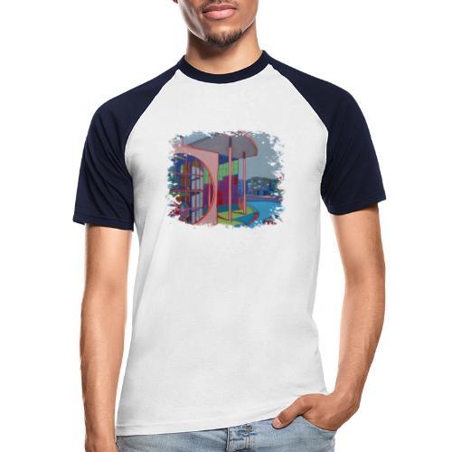 Berlin - Männer Baseball-T-Shirt