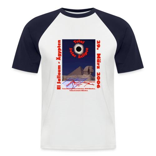 egyptsofimotiv - Männer Baseball-T-Shirt