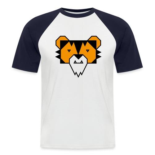 Teegre original - T-shirt baseball manches courtes Homme
