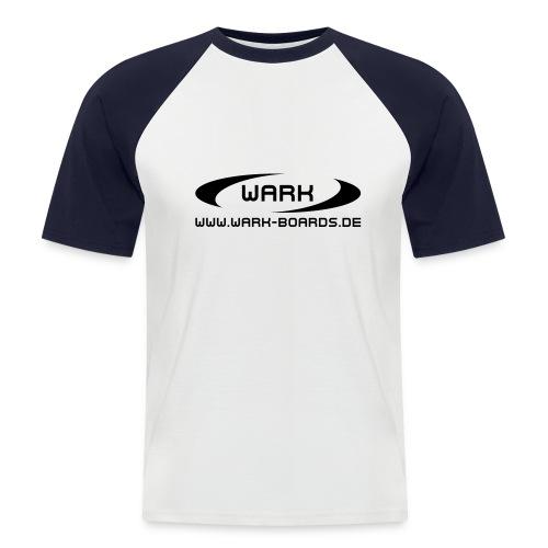 wark www - Männer Baseball-T-Shirt