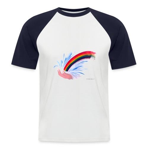 o62898 - Männer Baseball-T-Shirt