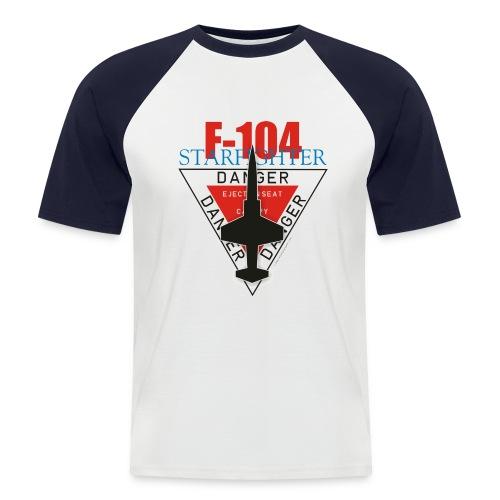 f104s - Men's Baseball T-Shirt