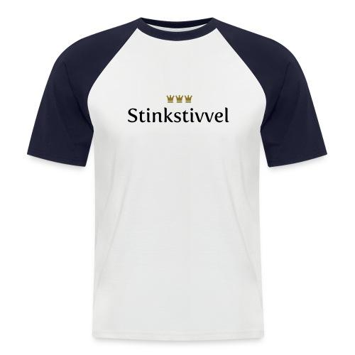 Stinkstivvel (Köln/Kölsch/Karneval) - Männer Baseball-T-Shirt
