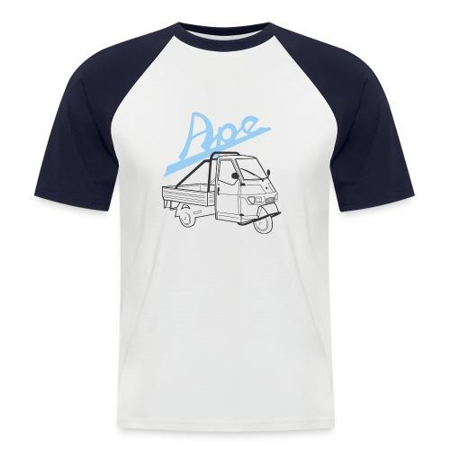 apecross - Männer Baseball-T-Shirt