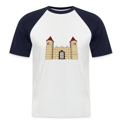 exincastillos2 - Camiseta béisbol manga corta hombre