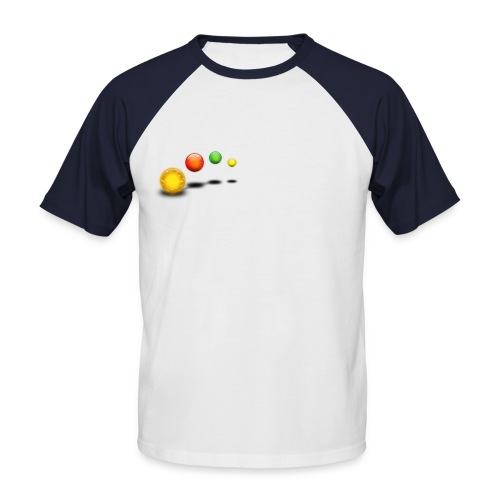 MBN Balls - Men's Baseball T-Shirt