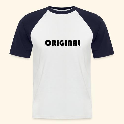 Original - Camiseta béisbol manga corta hombre